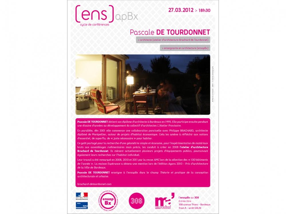 ENSAP BX | Conférence