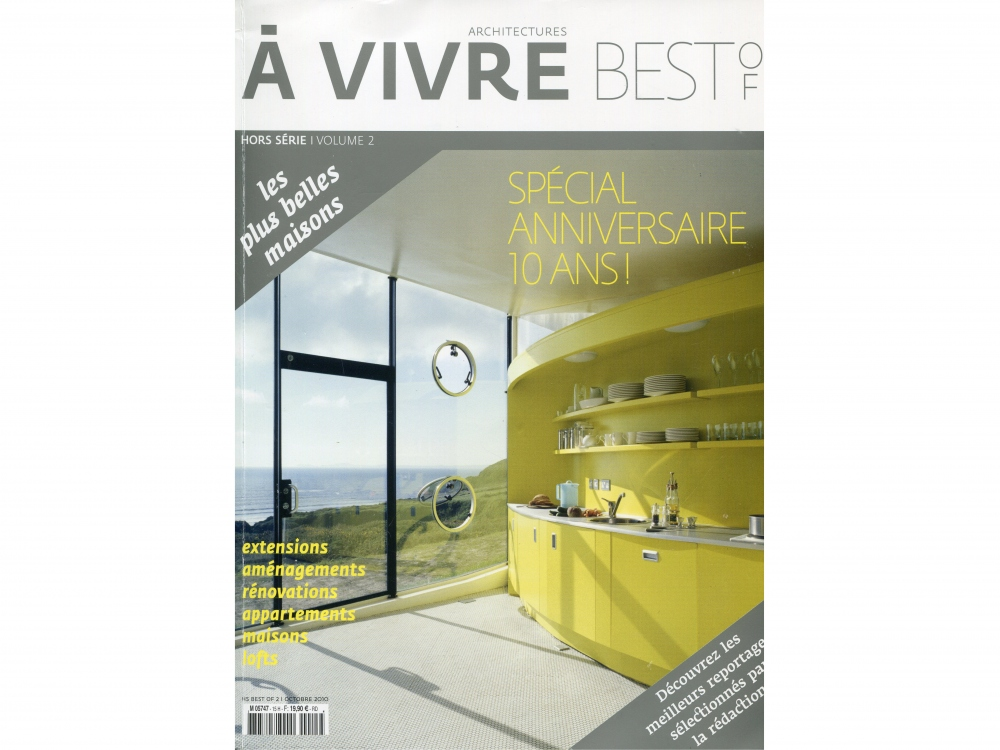 A VIVRE Best of | Maison du Lac