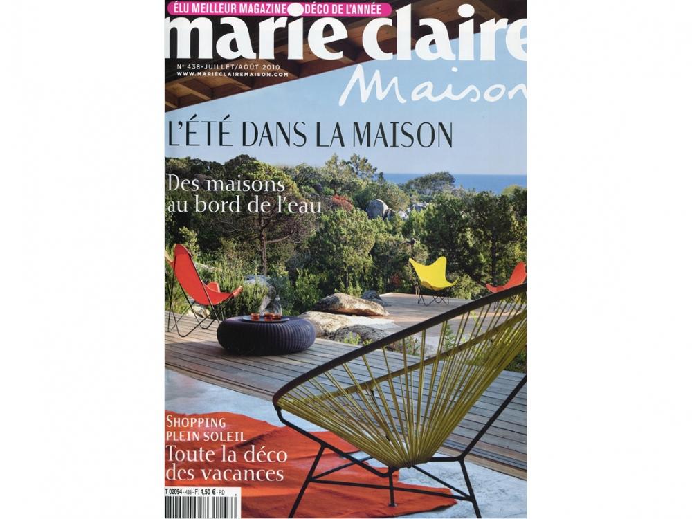 Marie Claire Maison | Maison du lac