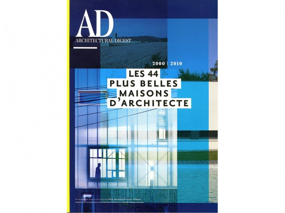 AD 2011 | Maison du Lac