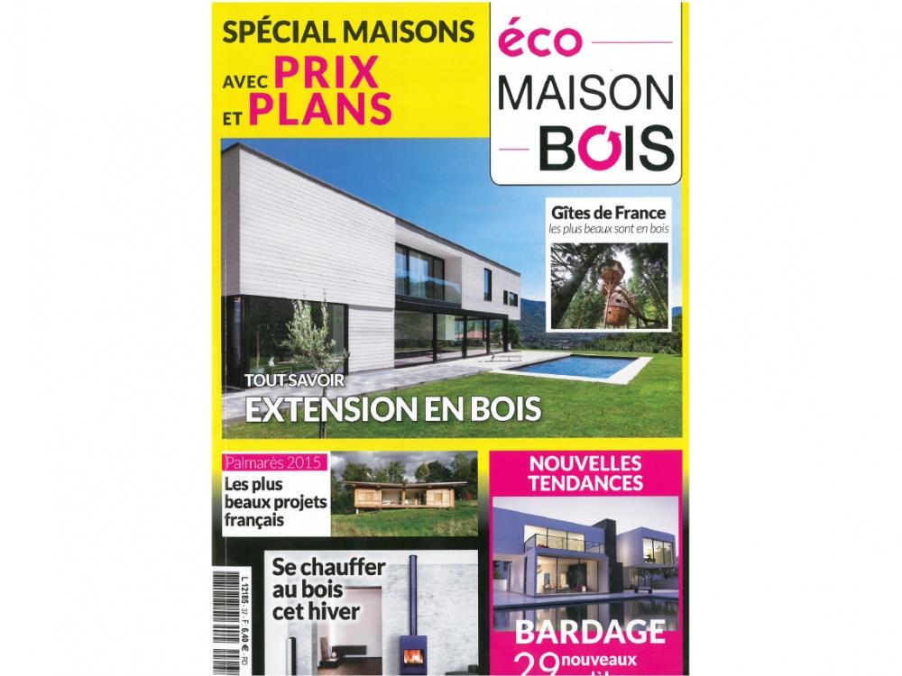 ECO MAISON BOIS | Maison étroite