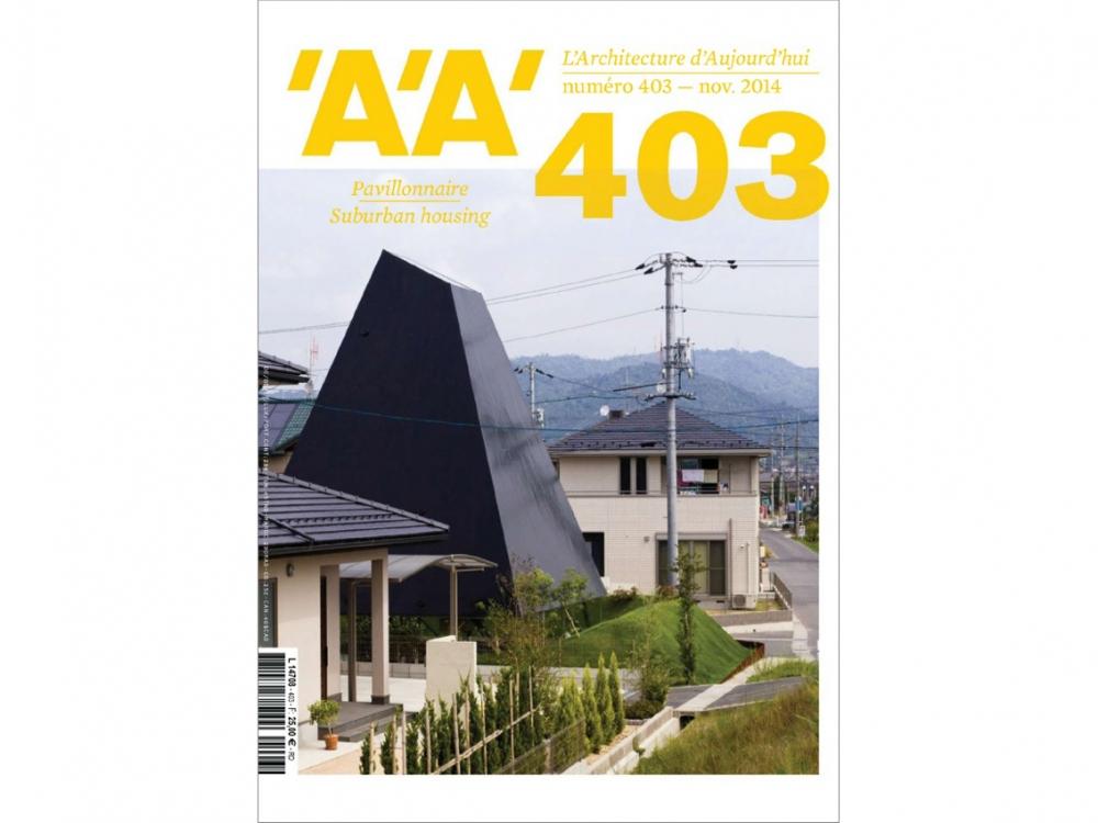 A'A' n°403 2014 | Maison de Blaise