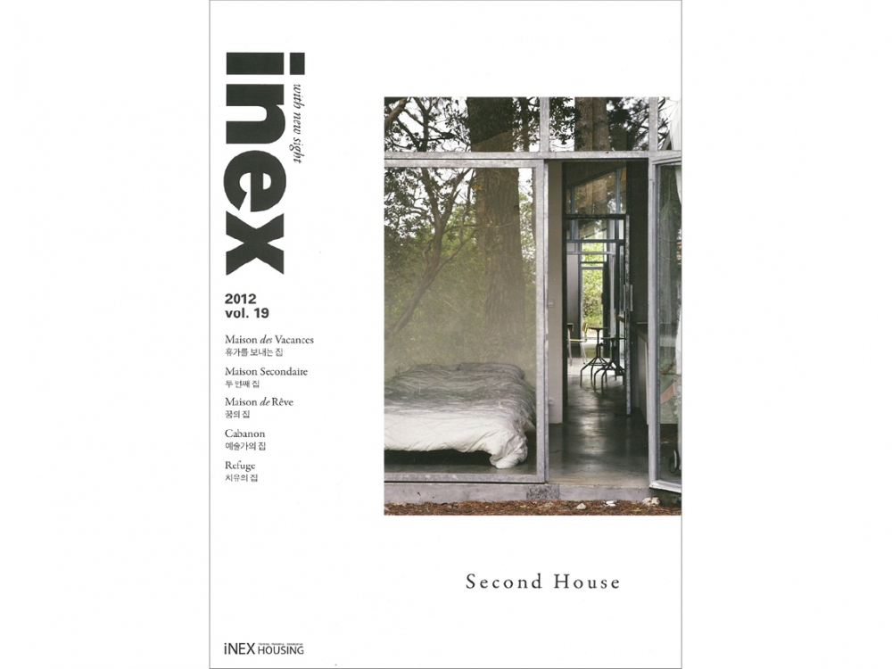 INEX Housing 2012 vol. 19 | Maison du Lac